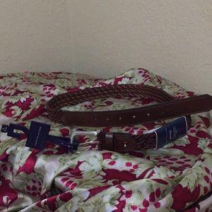 NWT Men's Tommy Hilfiger Belt